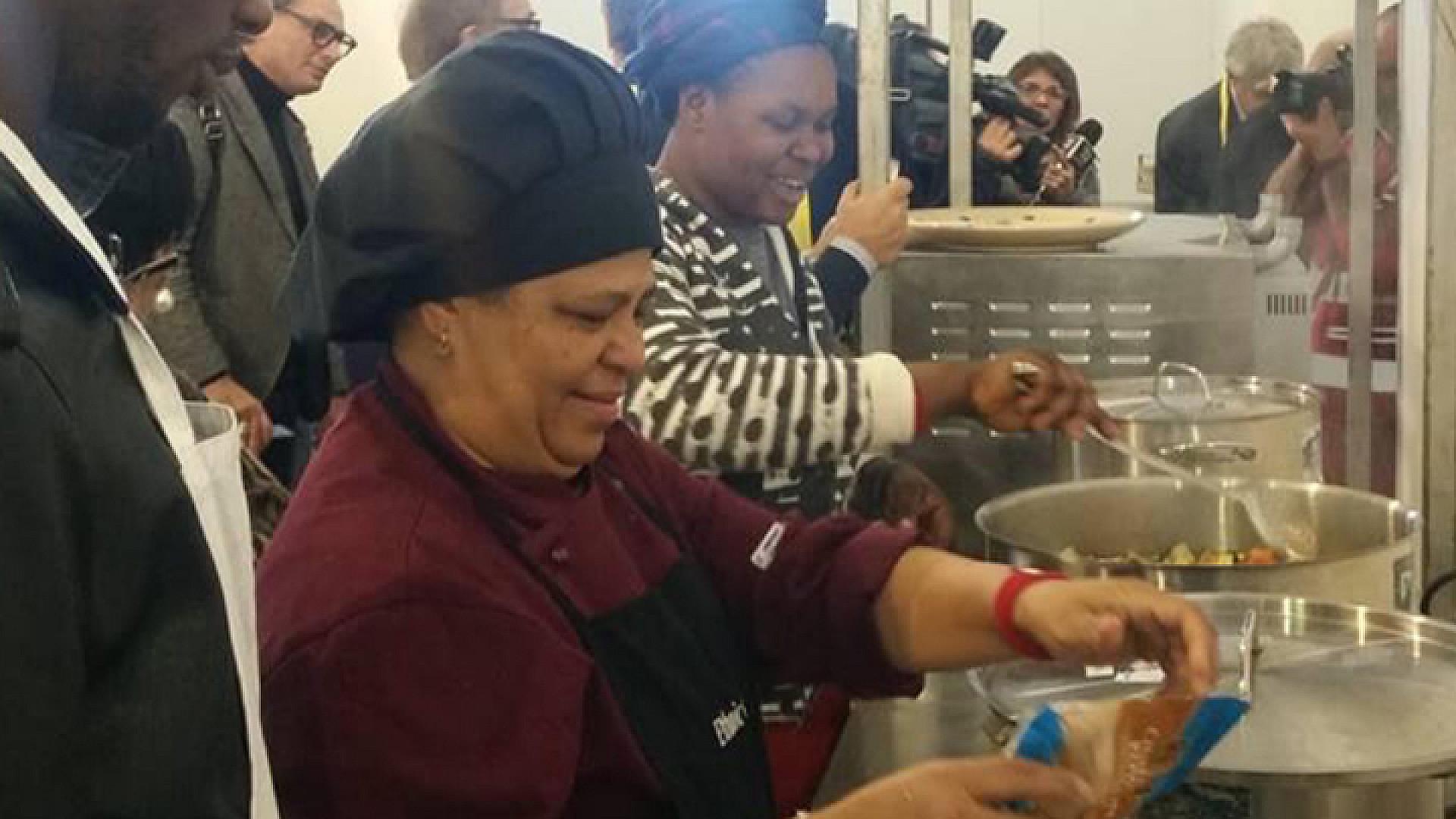 Anche i Laboratori di cucina barese e multietnica protagonisti dell Villaggio
